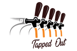 tapped out logo